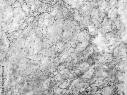 Staande foto Stenen Gray and white natural marble texture background
