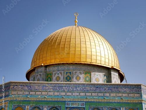 Fotografia  Temple Mount jerusalem, Israel
