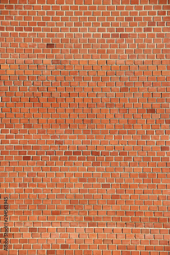 Red brick wall background Wallpaper Mural