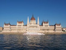 View Of The Hungarian Parliame...