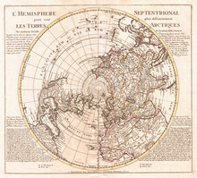 1741, Covens And Mortier Map O...