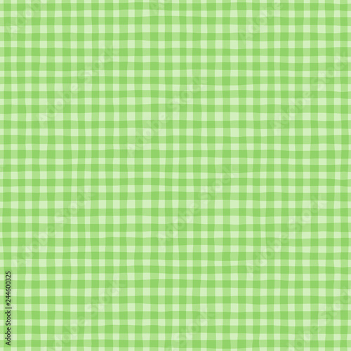 Tapeta zielona  abstract-seamless-pattern-with-grid-checkerred-simple-light-green-background-vector-illustration