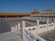 Beijing, China, August 2018, the forbidden city