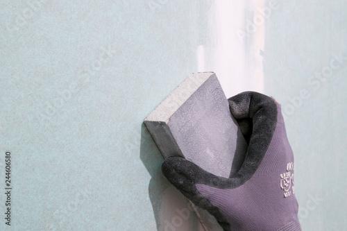 Obraz Remont mieszkania / domu - fototapety do salonu