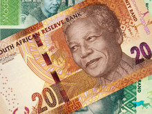 South Africa 20 Rand Banknote,...