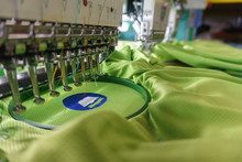 Embroidery Machine Needle In T...