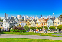 Panoramic View Of The San Fran...