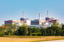 Reactor Of Nuclear Power Plant Temelin