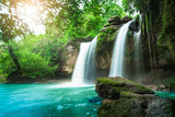 Haew Suwat Waterfall at Khao Yai National Park, Thailand