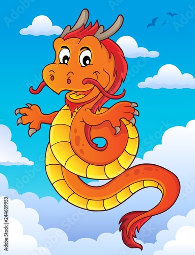 Chinese dragon topic image 6