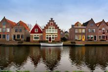 Traditional Edam Houses