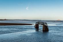 Belhaven Bay At High Tide