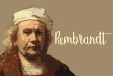 Great Painters - Rembrandt Har...