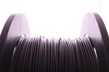 Spool Of Plastic Filament For ...