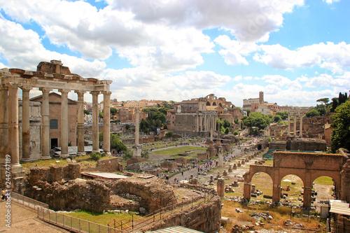 Photo  Forum Romanum, Rome