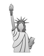 Statue Of Liberty New York City Landmark