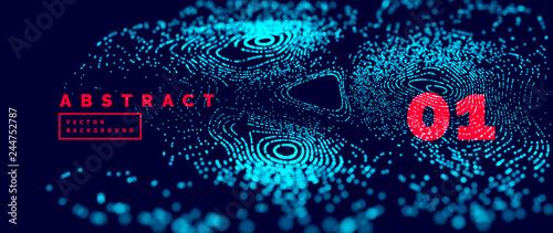 Foto Arrière plan abstrait vectoriel 14