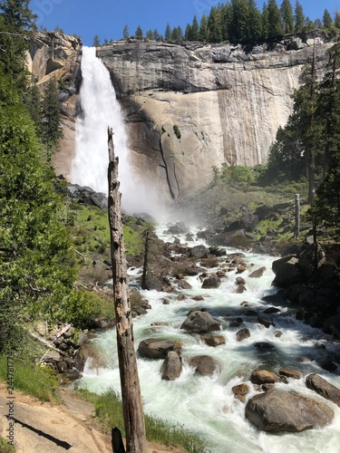 Yosemite Waterfall