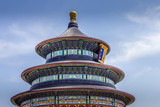 Temple of Heaven in China - 244806969