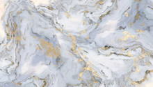White Curly Marble