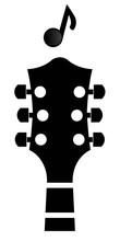 Tête De Guitare