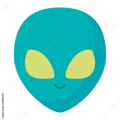 фотография  alien icon image