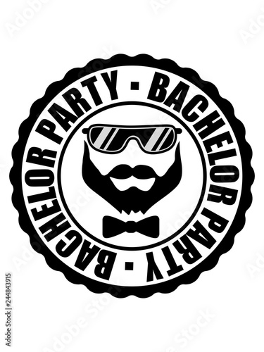 Photo ring kreis stempel team junggesellenabschied bachelor party feiern spaß hochzeit