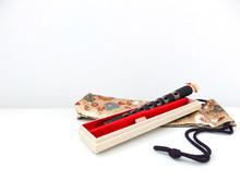 日本の古い楽器
