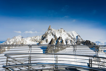 Mont Blanc Cable Car Courmayeu...