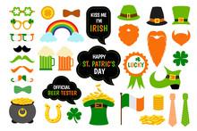 St. Saint Patricks Day Icon Ph...