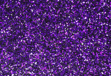 Colorful Purple Shiny Glitter Background, Frame Texture Background For Night Party, Beautiful Violet Shimmer Glittering Texture Background