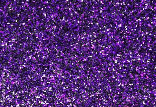 colorful purple shiny glitter background, frame texture background for night party, beautiful violet shimmer glittering texture background - 244877945
