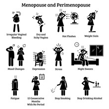 Menopause And Perimenopause Ic...