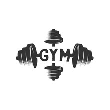 Gym Burble Logo Design Inspiration