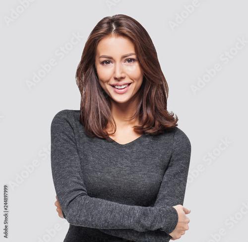 Fotografía  Beautiful young woman portrait