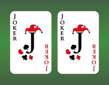 Playing Cards. Joker