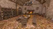 中世のキッチン