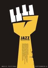 Poster Idea For Jazz Festival....
