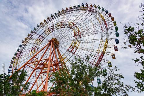 Foto  observation wheel park