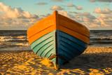 Fototapeta Fototapety z morzem do Twojej sypialni - Łódź rybacka