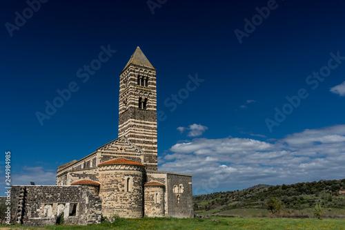 Fotografie, Obraz Basilica di Saccargia - Codrongianus- Sassari - Sardegna