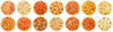 Choose your pizza concept - 244985907