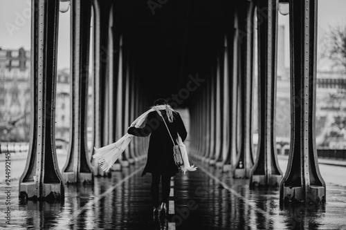 Photo Femme à Paris