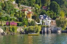 Cannero Riviera Am Lago Maggiore In Norditalien - Cannero Riviera On Lago Maggiore