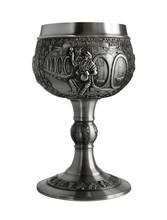 Pewter Wine Goblet