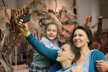 Portrait Of Happy Family Takin...