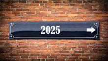 Schild 404 - 2025