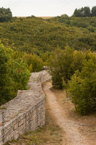 Fotografiet  Thracian fortress