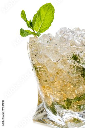 Fototapeta Mint Julep - The Kentucky Derby drink