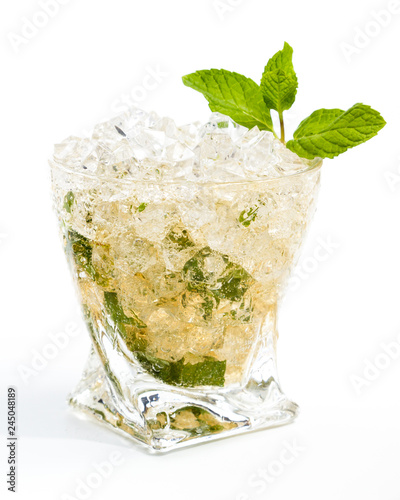 Mint Julep - The Kentucky Derby drink Canvas-taulu
